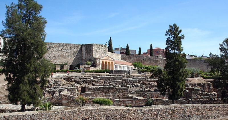 Alcazaba Mérida