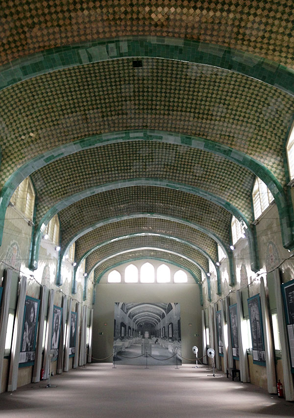 Pabellón de Sant Rafael