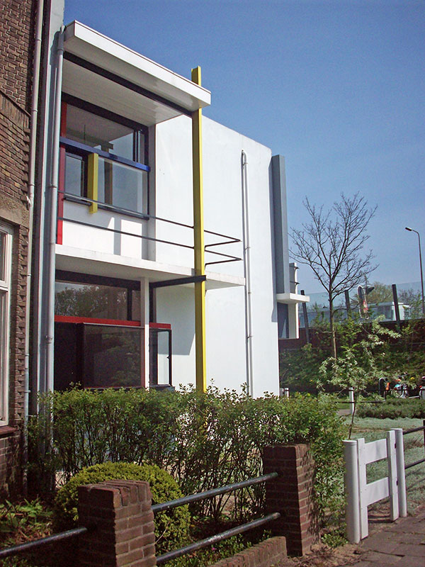 Rietveld house Utrecht