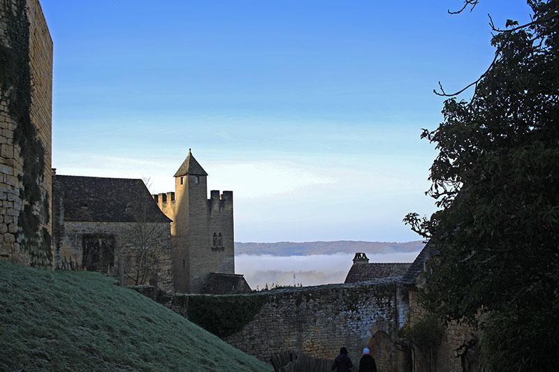 Castillo de Beynac, uno de los imprescindibles qué ver en Périgord