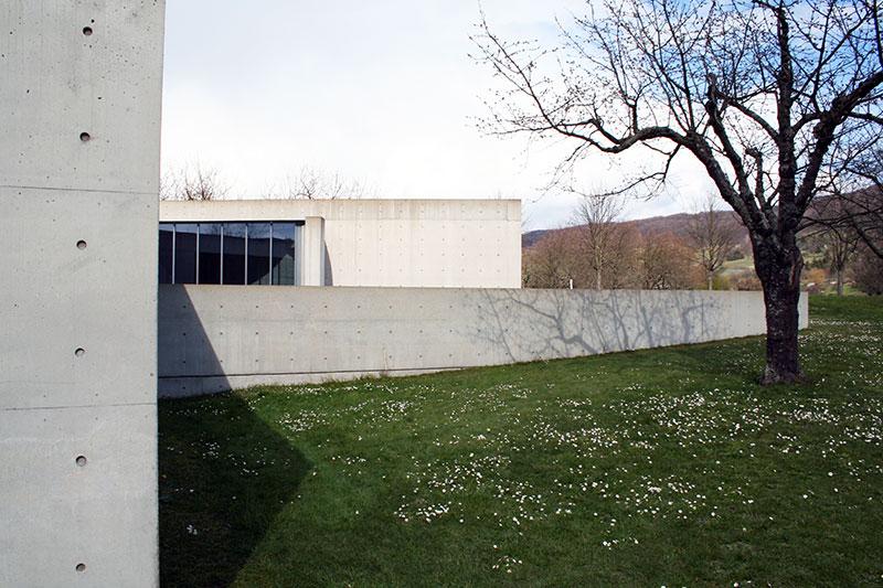 Vitra Desing Museum Ando
