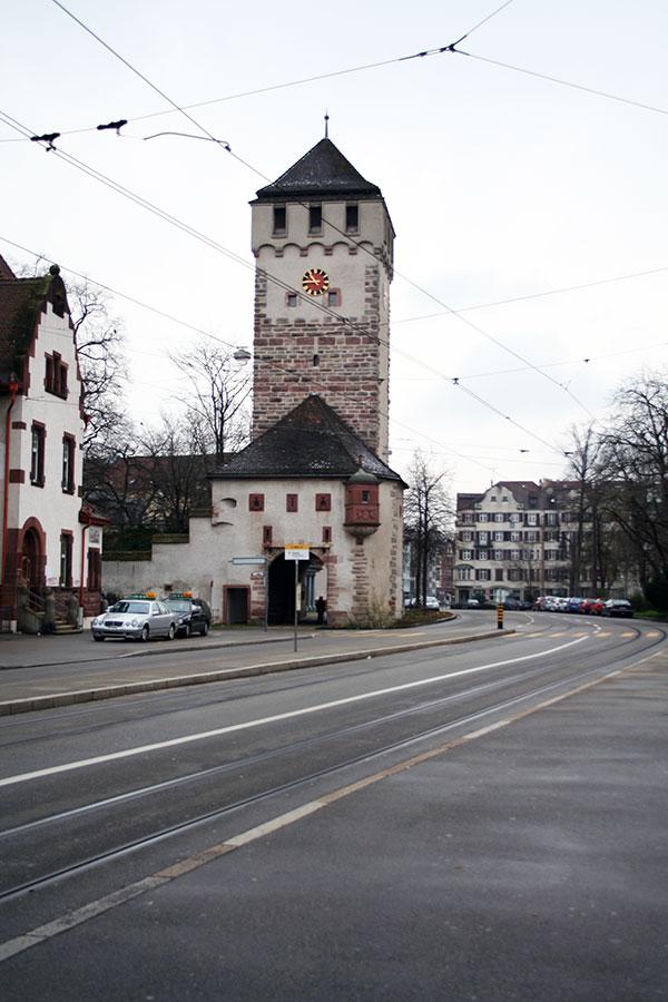 Puerta de Johansstor