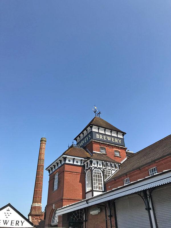 Harveys Brewery Lewes