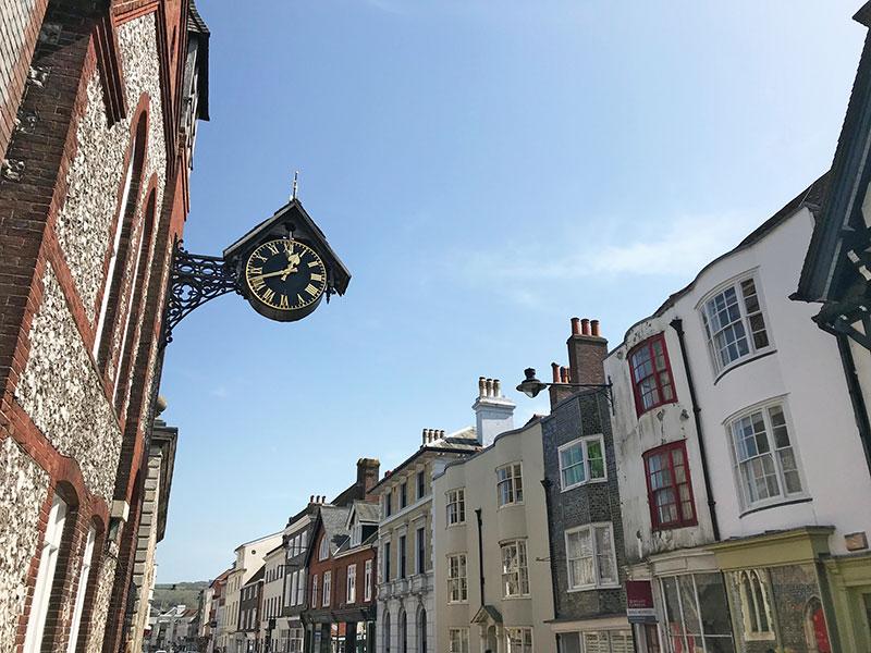 Lewes High ST