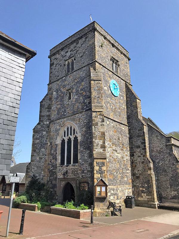 St Thomas at Cliffe Church