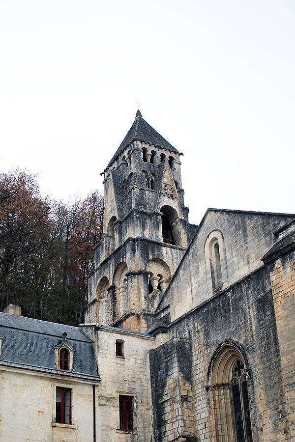 Campanario de Brantôme