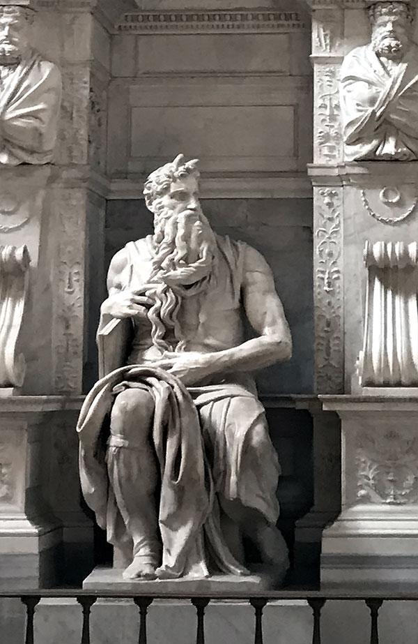 El Moises - que hacer gratis en Roma