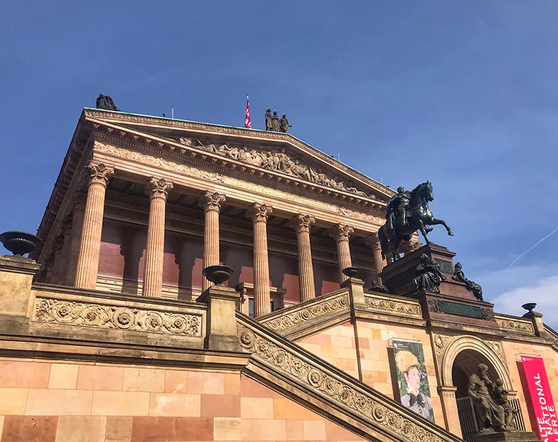 Nationalgalerie, Isla de los Museos, Berlín