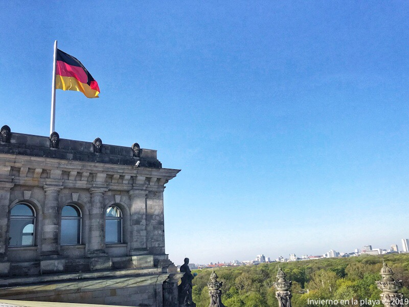 Torre cúpula de Reichstag