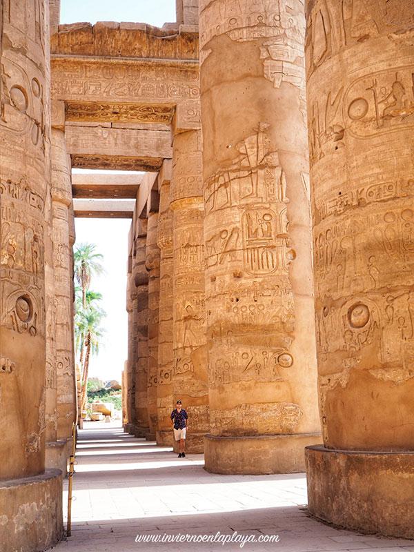 Karnak, imprescindible que ver en Luxor
