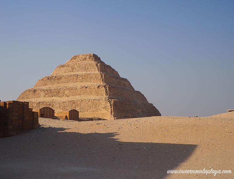 Saqqara y Menfis