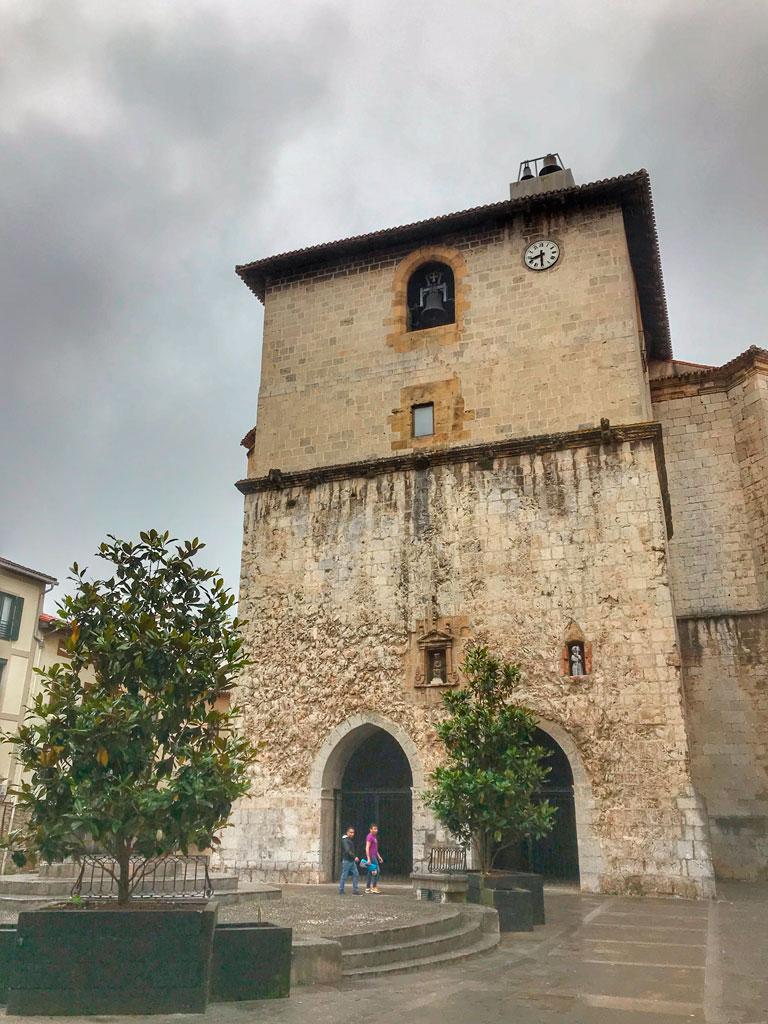 Santa María de Deba