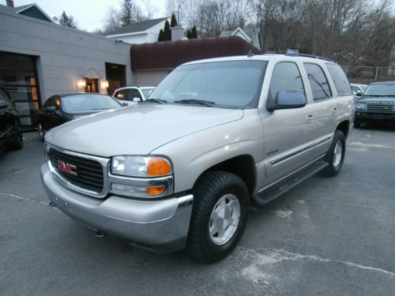 GMC Yukon 2006 in Waterbury  Norwich  Middletown  Hartford   CT     2006 GMC Yukon 4dr 1500 4WD SLT  available for sale in Waterbury   Connecticut