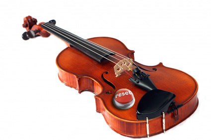 Viola with Reset Button