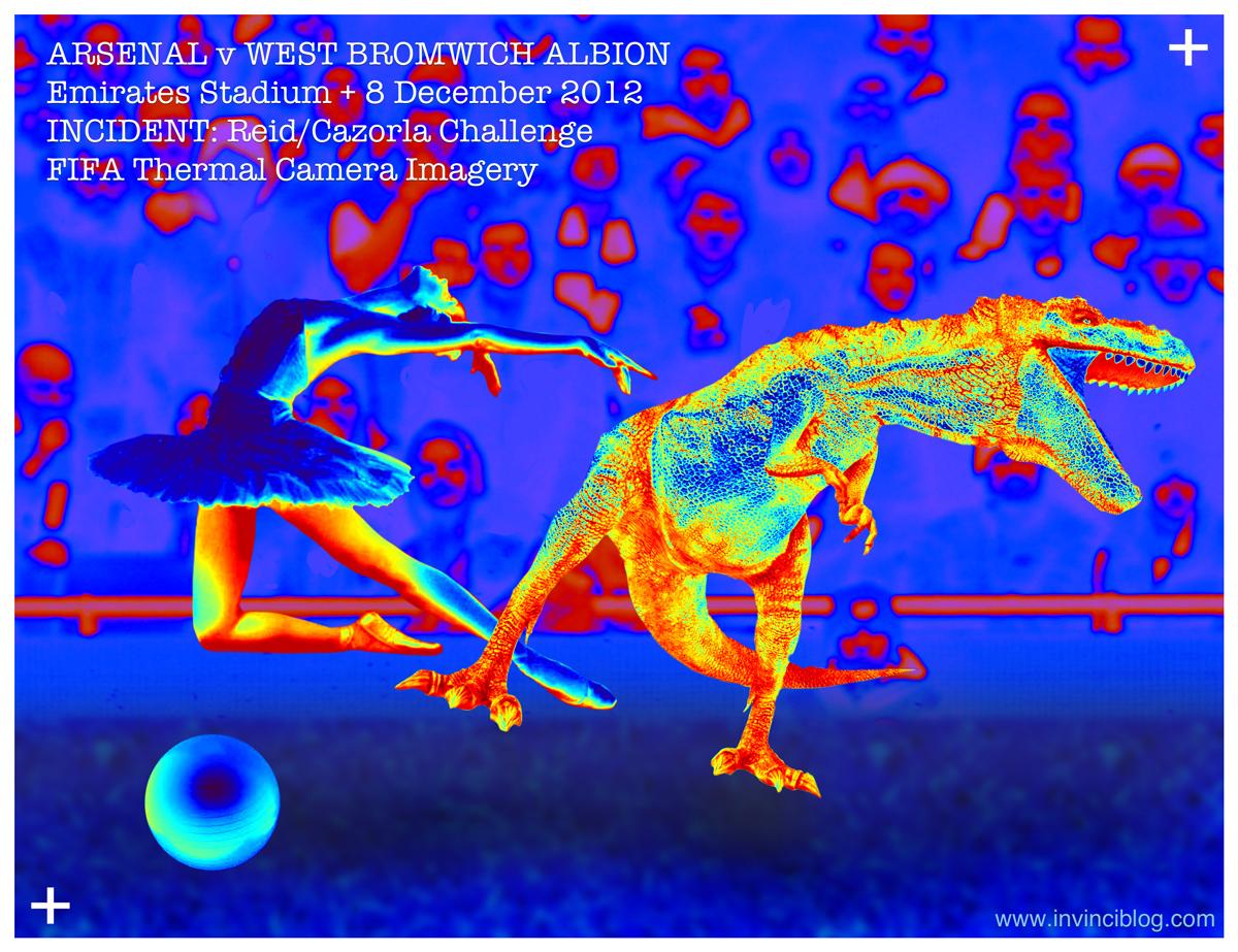 Cazorla Reid Thermal Imagery