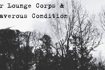 Chaos Sedated Herr Lounge Corps Cadaverous Condition