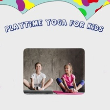 Playtime Yoga for Children Edinburgh