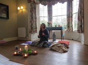 Meditation retreat, Scotland