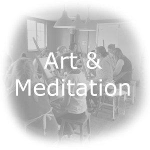 Art & Meditation Classes, Edinburgh