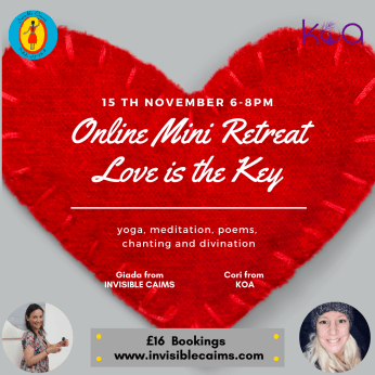 Online Mini Retreat: Love is the Key