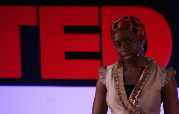 Image result for Chimamanda Adichie at TED