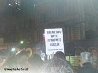 Break Ties with Apartheid Israel @AussieActivist