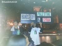 Hands Off Palestine & Syria -@AussieActivist
