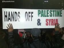 Hands Off - @AussieActivist