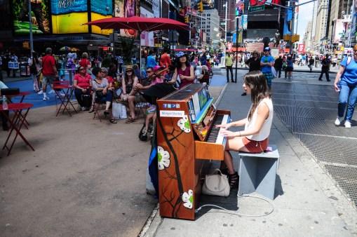 Times Square Piano