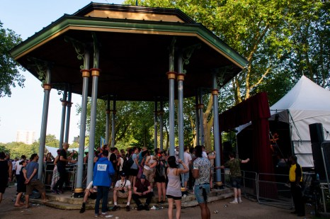Lovebox Pavillion