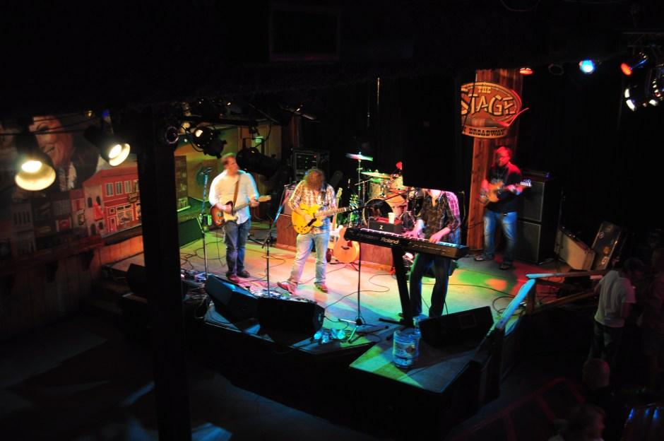 Backpacking USA: Nashville