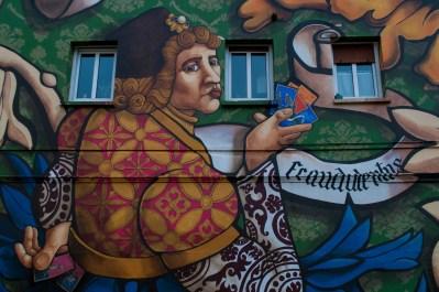 Vitoria wall art
