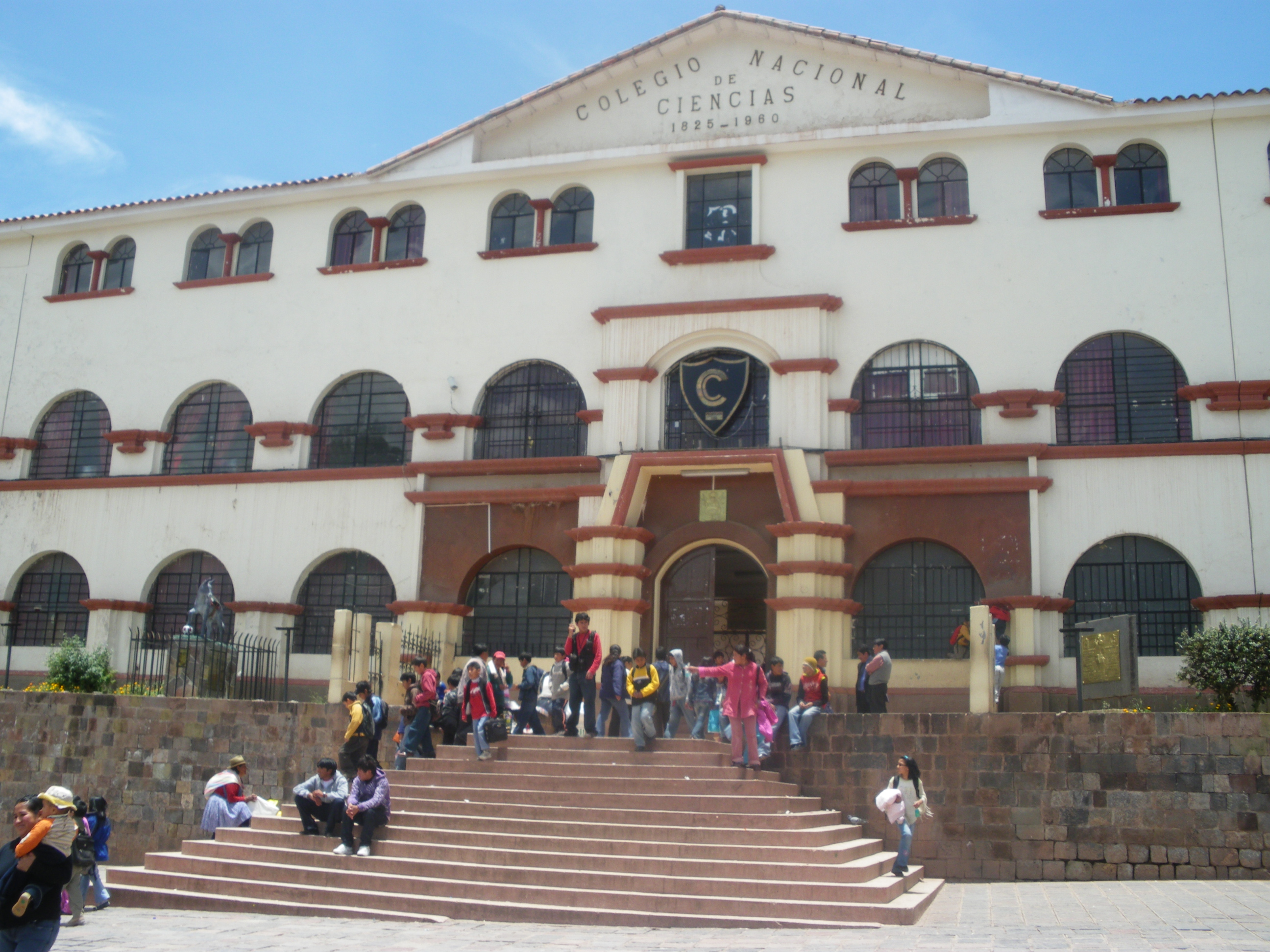 A college of science.