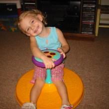 Melanie, baby pic2