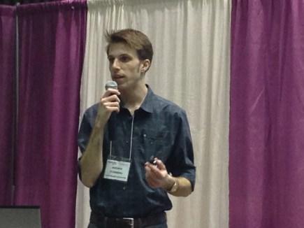 speaking at LA Abilities Expo