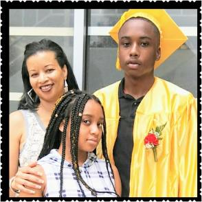 Son Isiah_s HS Graduation