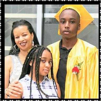 Son Isiah_s HS Graduation