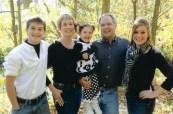 Maudlin family 2010