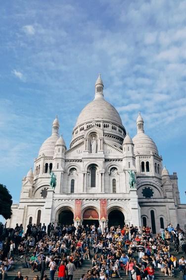 Paris, Basilique du Sacré Cœur