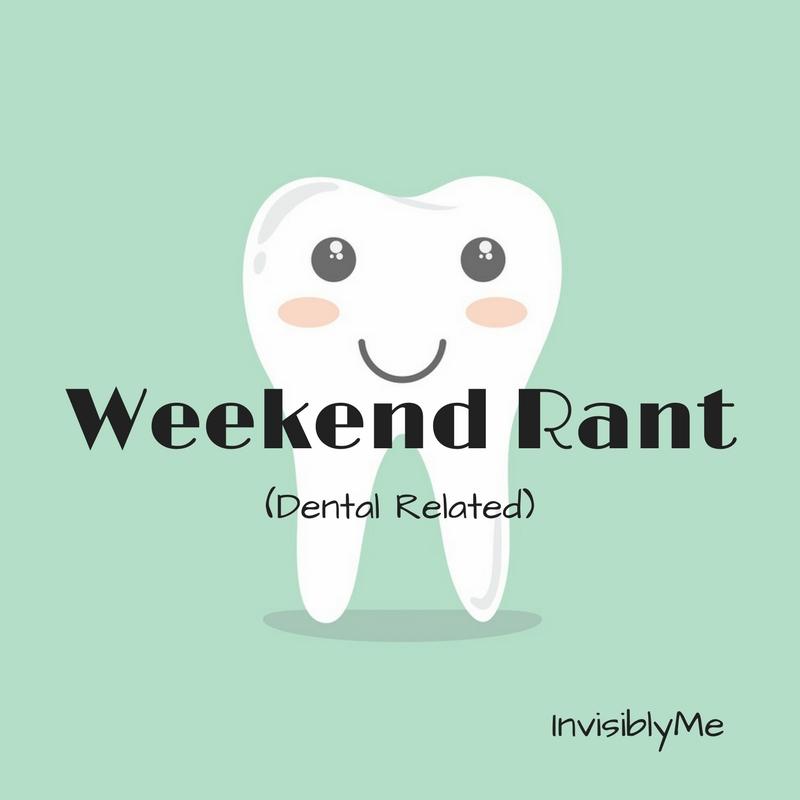 A Weekend Rant