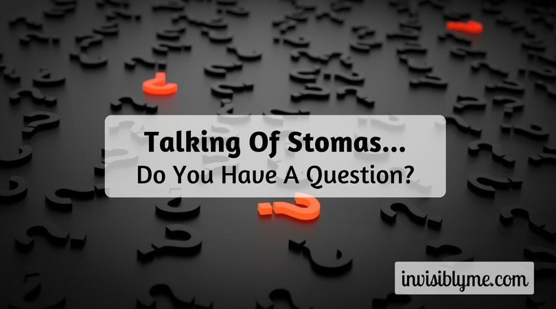 All Things Ostomy – Got A Question?