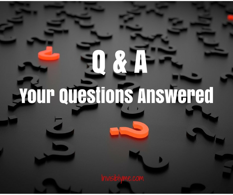 Q&A : Your Questions Answered (March 2018)