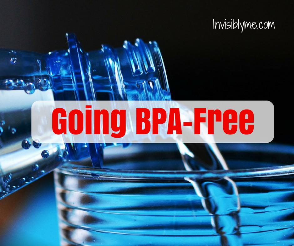 Going BPA Free