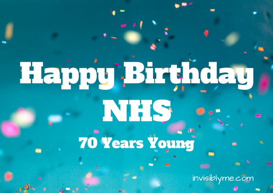 70 Years Young – Happy Birthday, NHS!