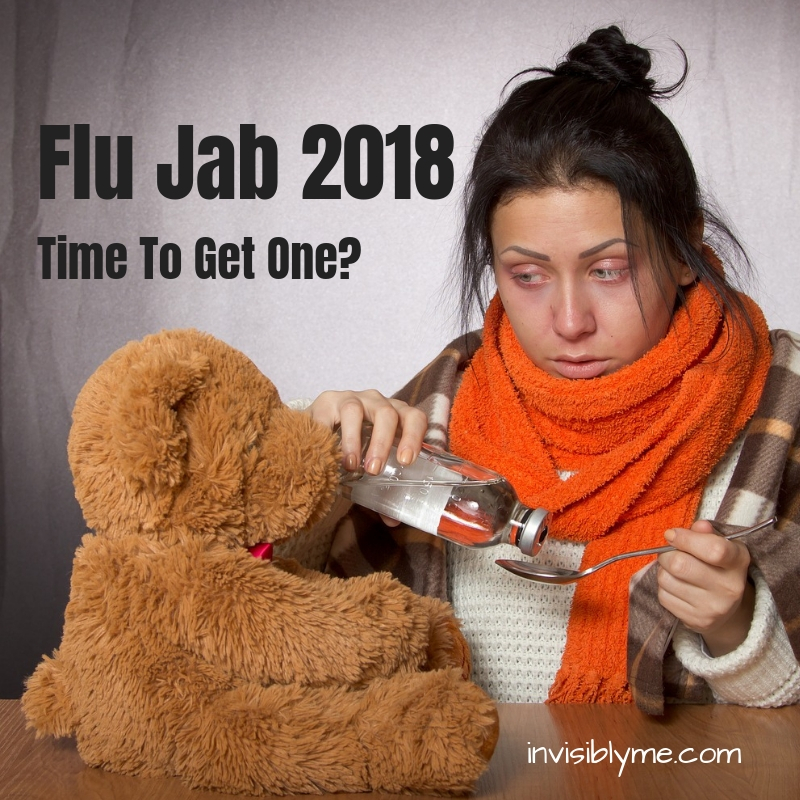 Flu Jab 2018 : Time To Get One?