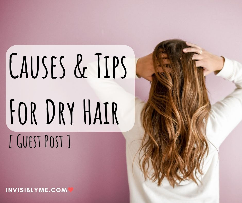 Causes & Treatments For Dry Hair  [Guest Post]