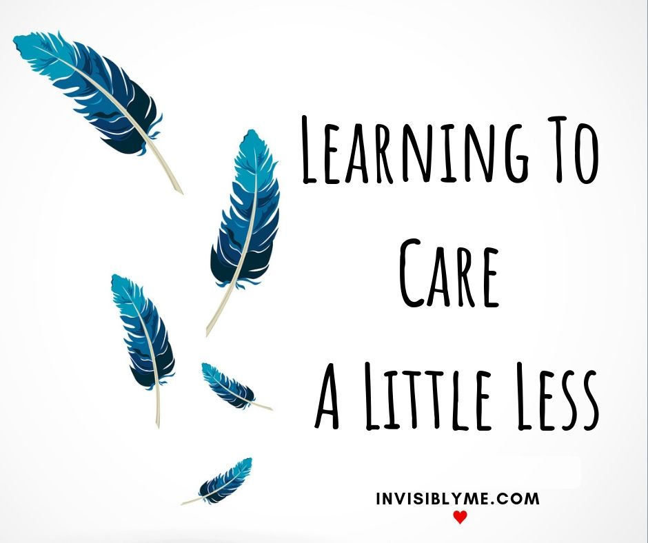 Learning to Care A Little Less