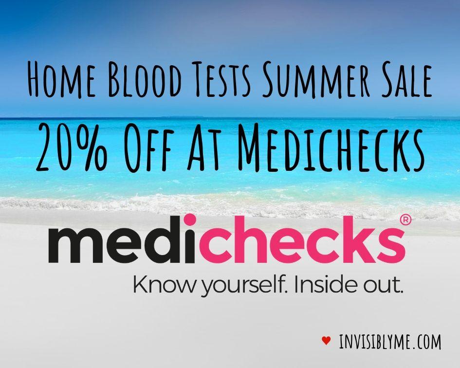 Medichecks Summer Sale : 20% Discount