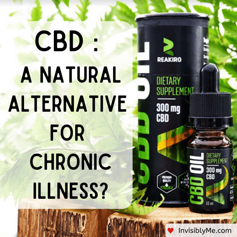 CBD : A Natural Alternative For Chronic Illness?