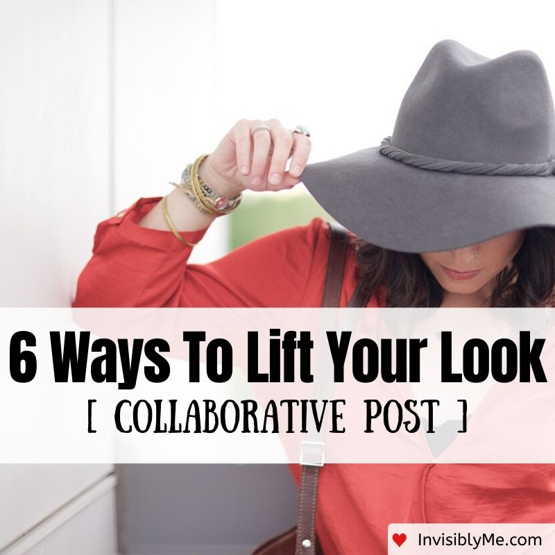 6 Ways To Lift Your Look